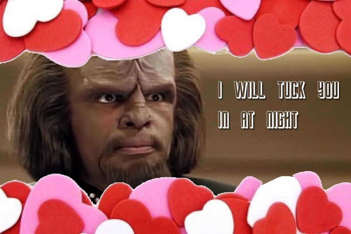 Charming Star Trek Valentines Pictures Inspiration   Valentine .