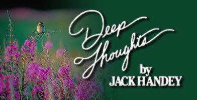 Deep Thoughts logo